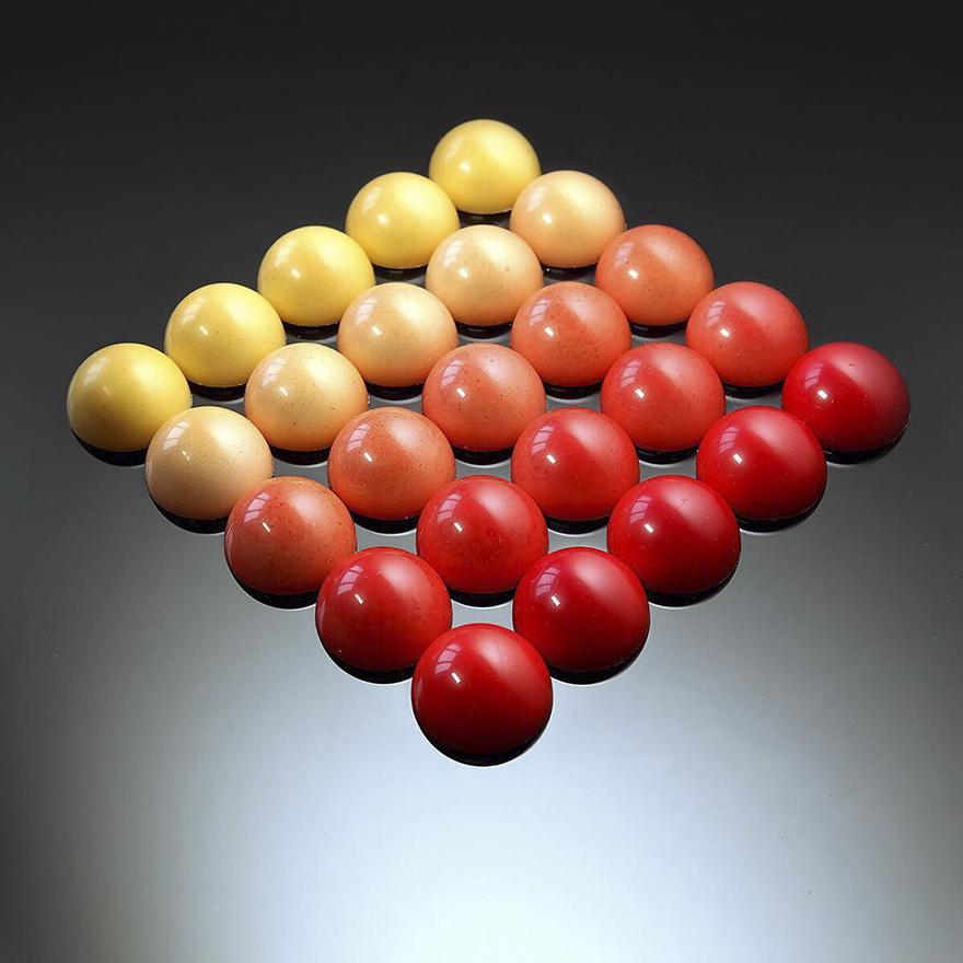 Những chiếc bánh hình học 3D đẳng cấp đã đạt tới cảnh giới đỉnh cao nghệ thuật - Ảnh 21.