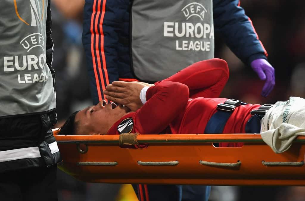 Chấn thương ghê rợn, Ibrahimovic có nguy cơ giải nghệ - Ảnh 4.