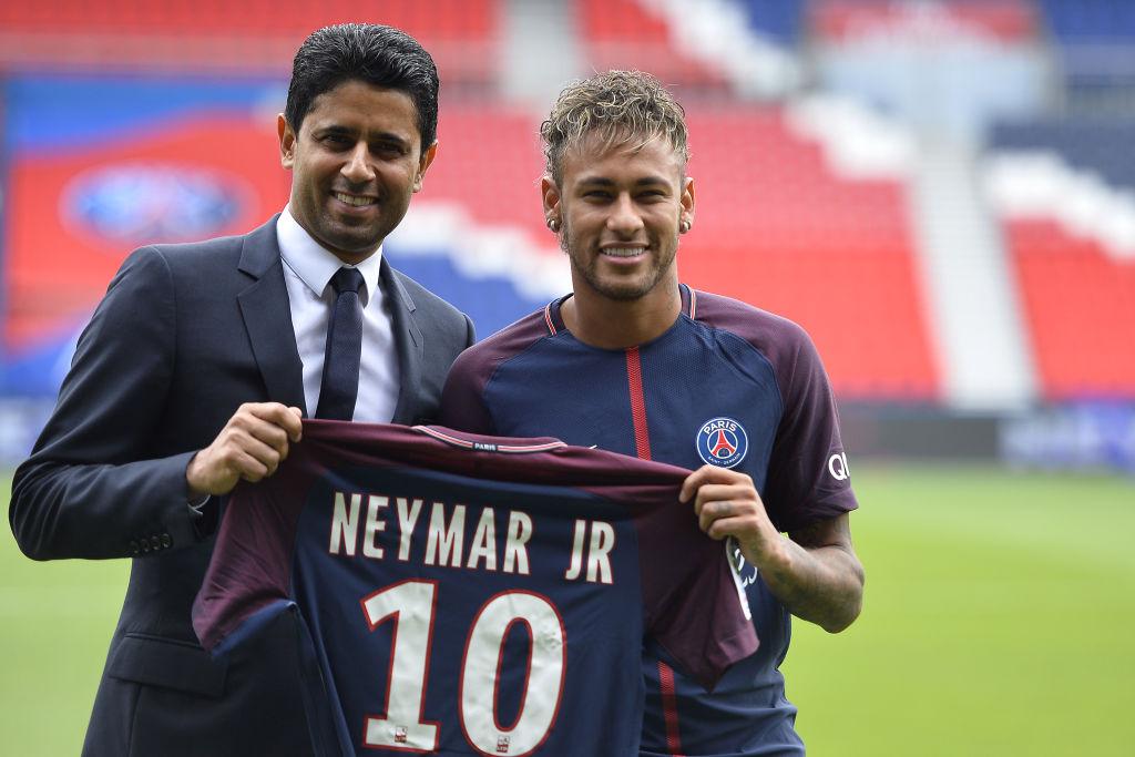 Kết quả hình ảnh cho Neymar: Ông hoàng lương khủng