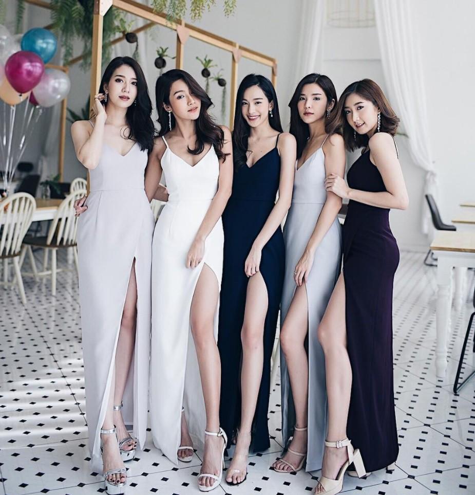 Đã xinh lại còn chơi thân, 5 cô gái Thái Lan này đang được tìm nhiều nhất Facebook! - Ảnh 2.