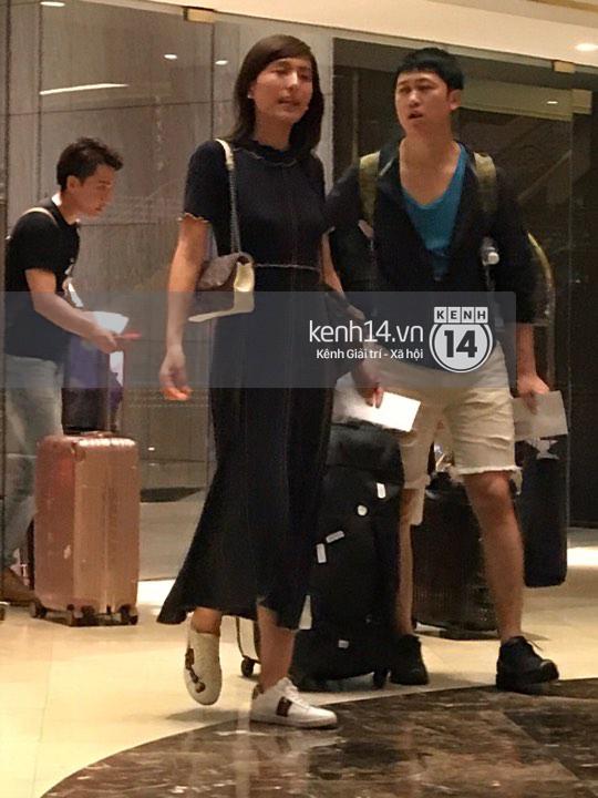 ĐỘC QUYỀN: Vợ chồng Triệu Mẫn Giả Tịnh Văn bất ngờ khi bị bắt gặp tại khách sạn Sài Gòn - Ảnh 7.