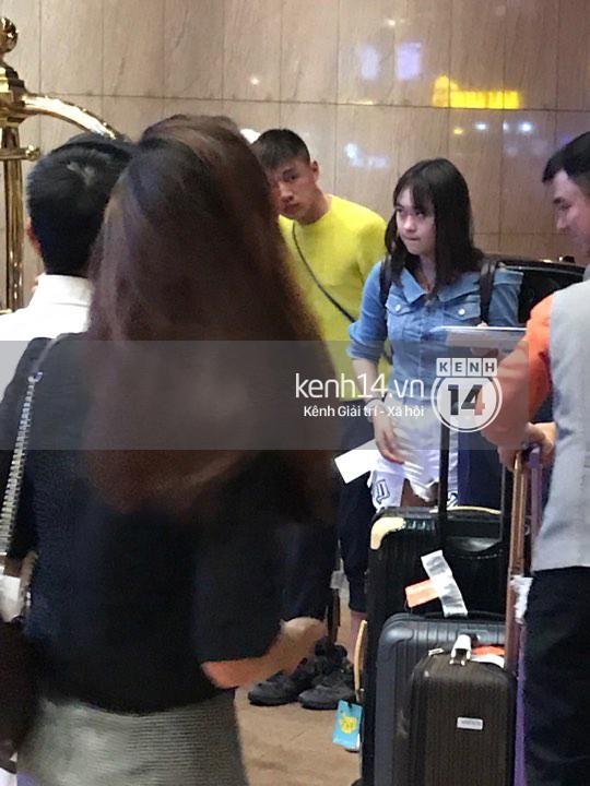 ĐỘC QUYỀN: Vợ chồng Triệu Mẫn Giả Tịnh Văn bất ngờ khi bị bắt gặp tại khách sạn Sài Gòn - Ảnh 9.