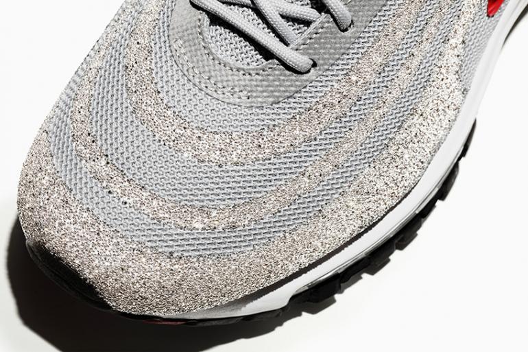 Nike lại khiến dân tình quay cuồng vì mẫu Air Max 97 đính pha lê lấp lánh - Ảnh 3.