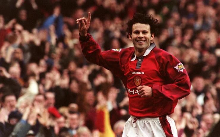 Beckham lọt Top 3 trong số 15 sản phẩm tốt nhất của lò Man Utd - Ảnh 1.