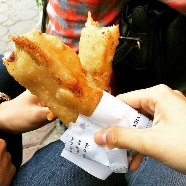 Một list địa chỉ bánh chuối, bánh khoai đủ mọi khung giờ để bạn vi vu vòng quanh Hà Nội - Ảnh 3.