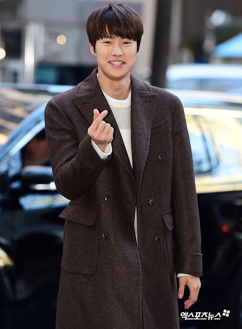 Gong Myung điển trai