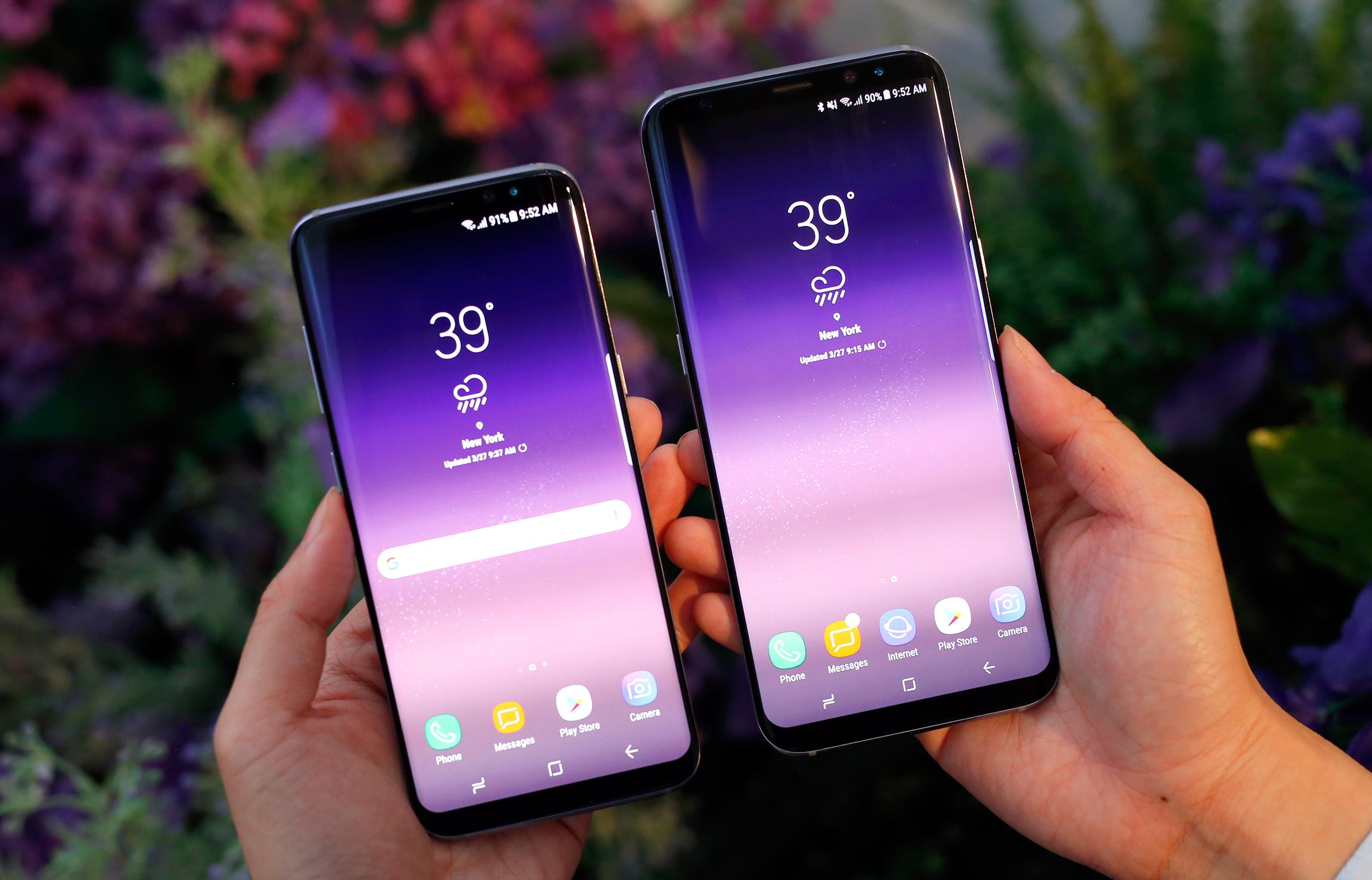 Không kịp xem sự kiện Samsung, đọc ngay để biết siêu phẩm Galaxy S8/S8 Plus có gì mà vạn người mê - Ảnh 14.