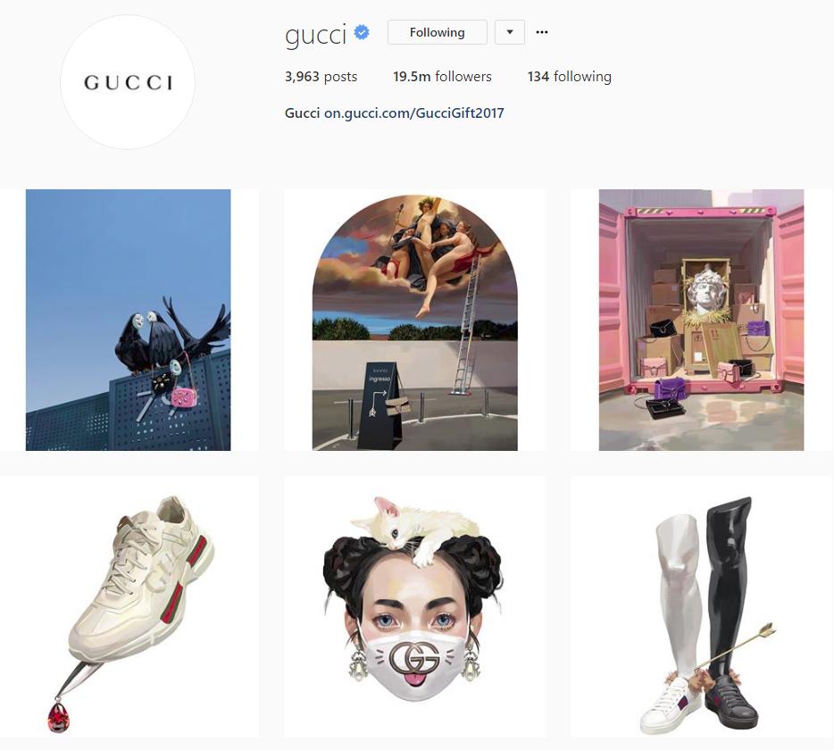 Bảng xếp hạng làng thời trang trên Instagram năm 2017: siêu mẫu Kendall Jenner xưng hậu, nhà mốt Chanel xưng vương - Ảnh 19.
