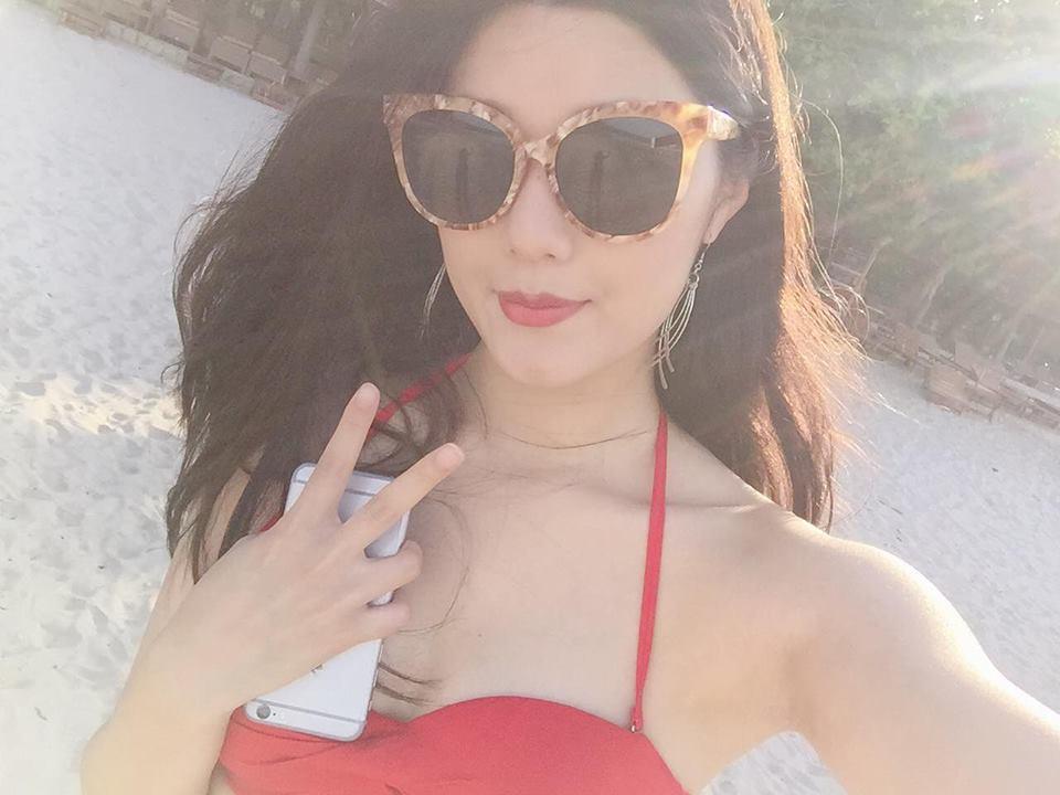 Cô gái xinh đẹp như hot girl này chính là bạn gái bí mật của Trịnh Thăng Bình? - Ảnh 9.