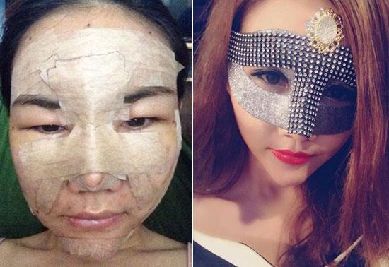 3 năm gặp lại, thí sinh X-Factor đeo mặt nạ gây xôn xao đã hoàn toàn lột xác nhờ thẩm mỹ - Ảnh 4.