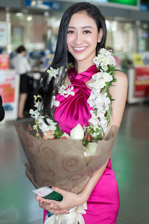 Hà Thu rạng rỡ trở về nước sau thành tích lọt vào Top 16 Miss Earth 2017 - Ảnh 10.