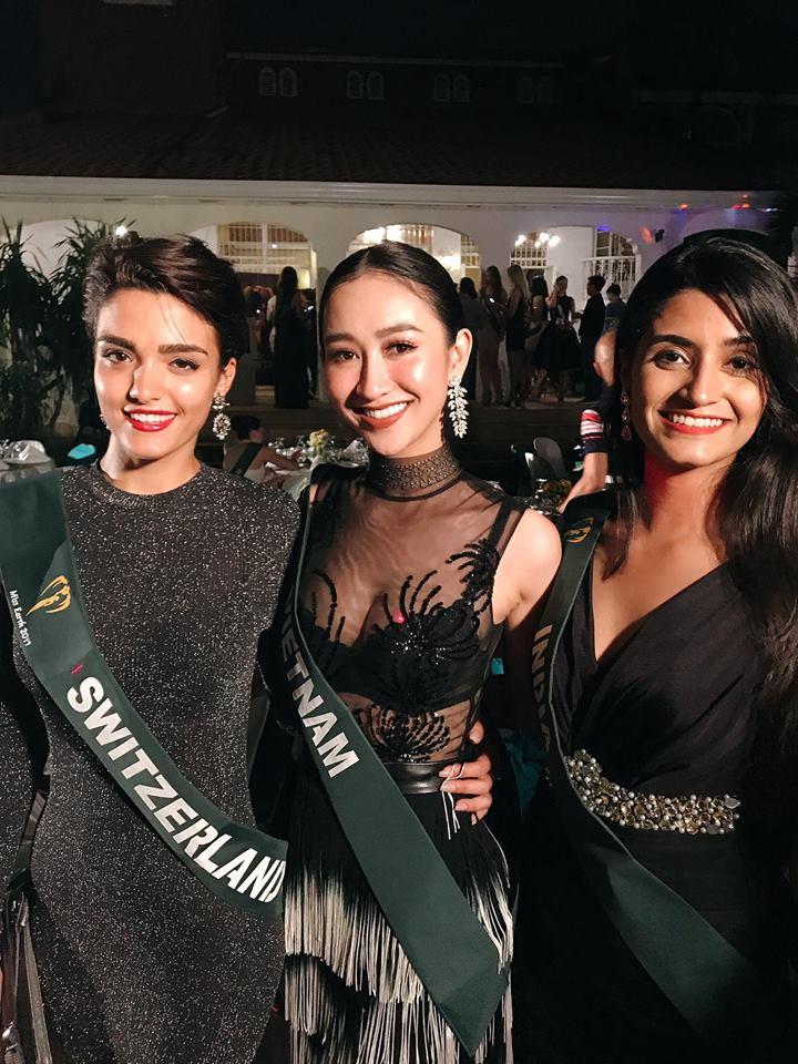 Đại diện Việt Nam - Hà Thu lọt Top thí sinh được Missosology đánh giá cao nhất tại Miss Earth - Ảnh 7.