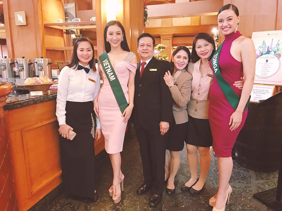 Đại diện Việt Nam - Hà Thu lọt Top thí sinh được Missosology đánh giá cao nhất tại Miss Earth - Ảnh 5.