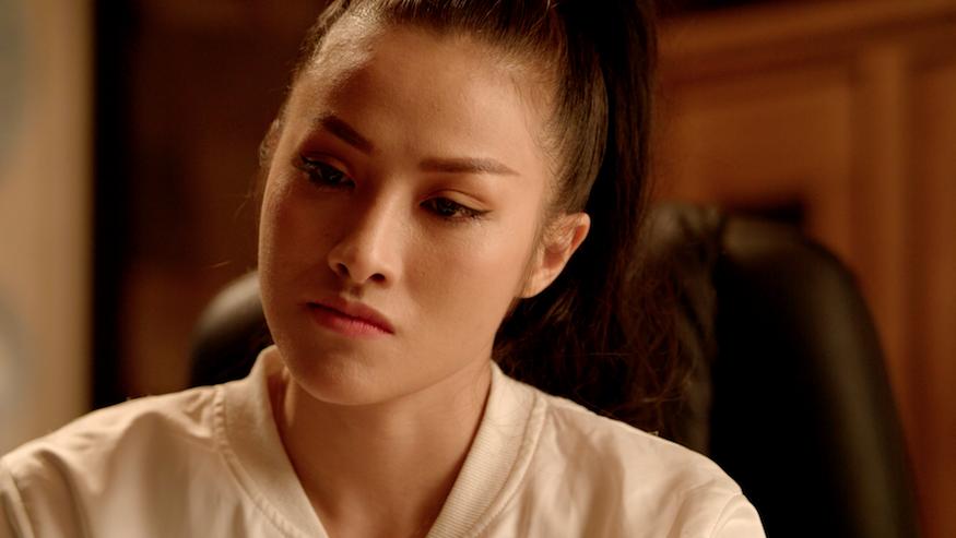 Glee Việt tuần này: Angela nắm thóp Yaya Trương Nhi, quay lại đội cổ vũ để thị uy - Ảnh 5.
