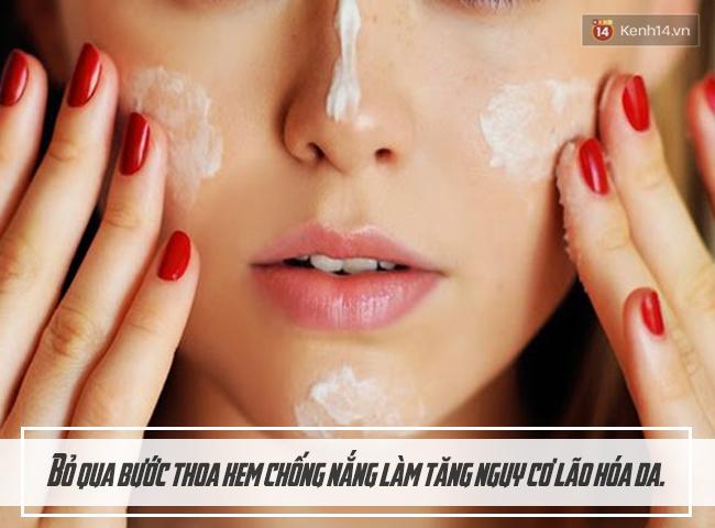 Dừng ngay những việc làm này với da nếu không muốn da vừa xấu vừa bệnh - Ảnh 4.