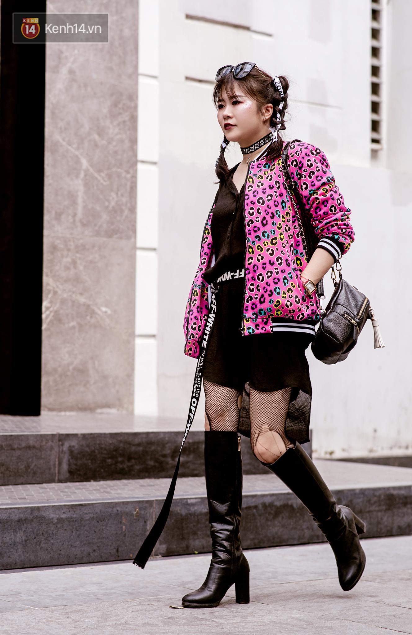 Street style 2 miền: Dù theo phong cách nữ tính hay cool ngầu, các bạn trẻ cũng mix đồ cực hay và diện toàn item trendy nhất - Ảnh 15.