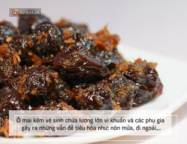 Cẩn thận với những món này khi ăn Tết kẻo ngộ độc thực phẩm - Ảnh 1.