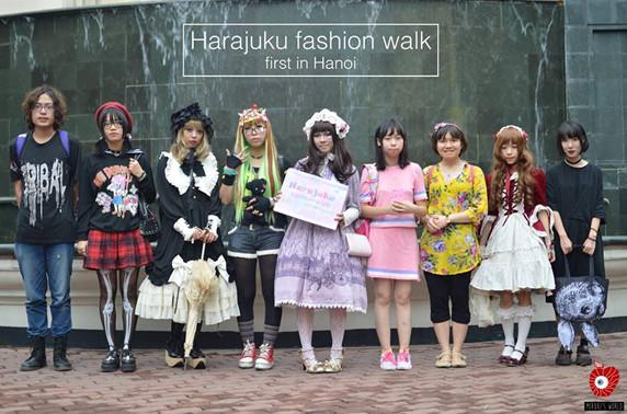 Trước khi thành dĩ vãng, Harajuku từng khiến giới trẻ Việt phát cuồng như thế này đây - Ảnh 17.
