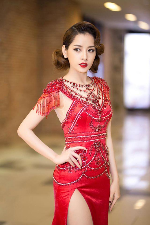 Hari Won mặc lại đầm đỏ quyến rũ mà Chi Pu diện từ nửa năm trước, ai đẹp hơn? - Ảnh 5.