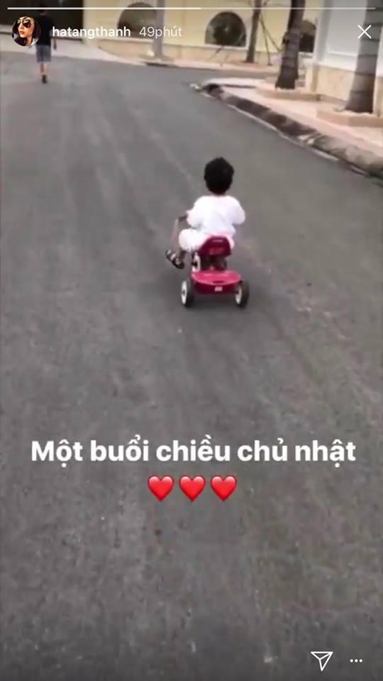 con trai Tăng Thanh Hà