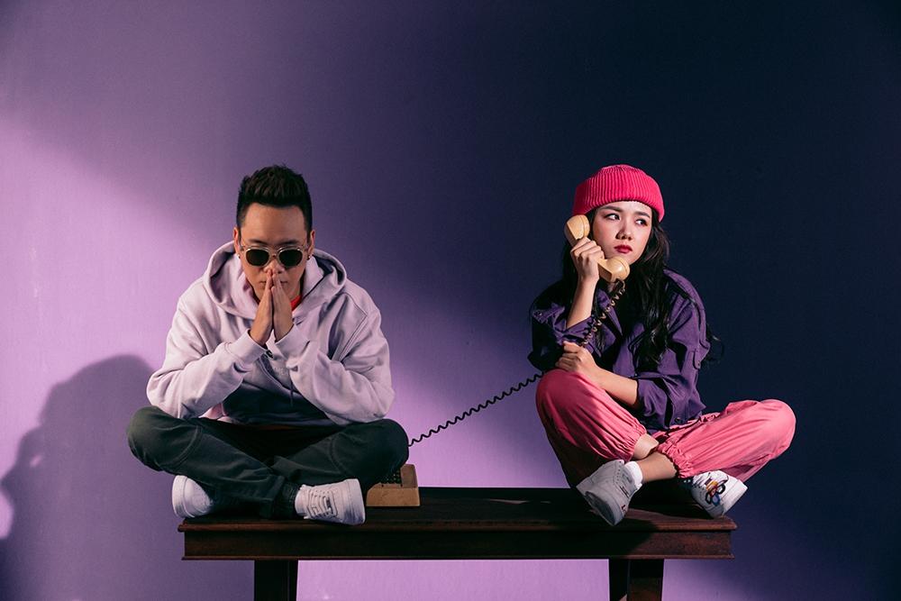 Phương Ly bắt tay cùng Kai Đinh và Justa Tee cho sản phẩm comeback, tung MV khổ dọc lạ mắt - Ảnh 7.