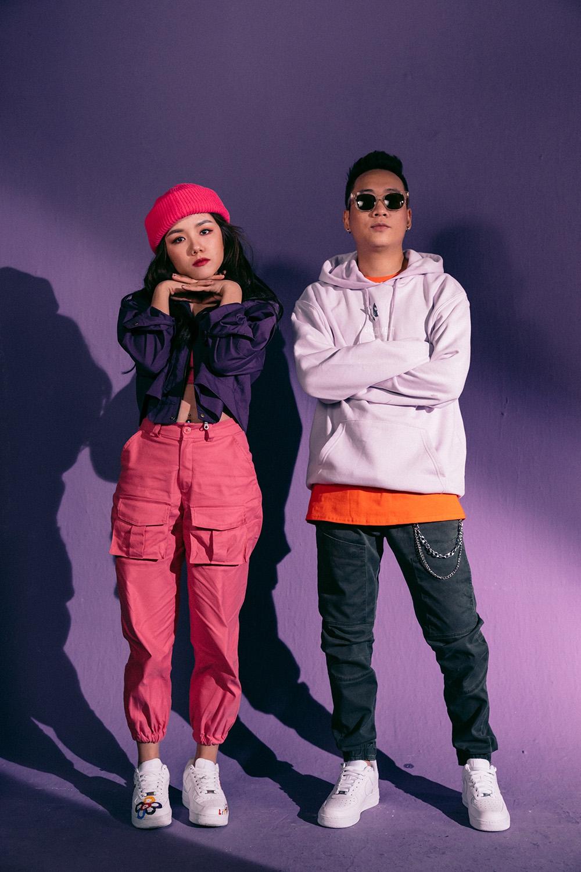 Phương Ly bắt tay cùng Kai Đinh và Justa Tee cho sản phẩm comeback, tung MV khổ dọc lạ mắt - Ảnh 8.