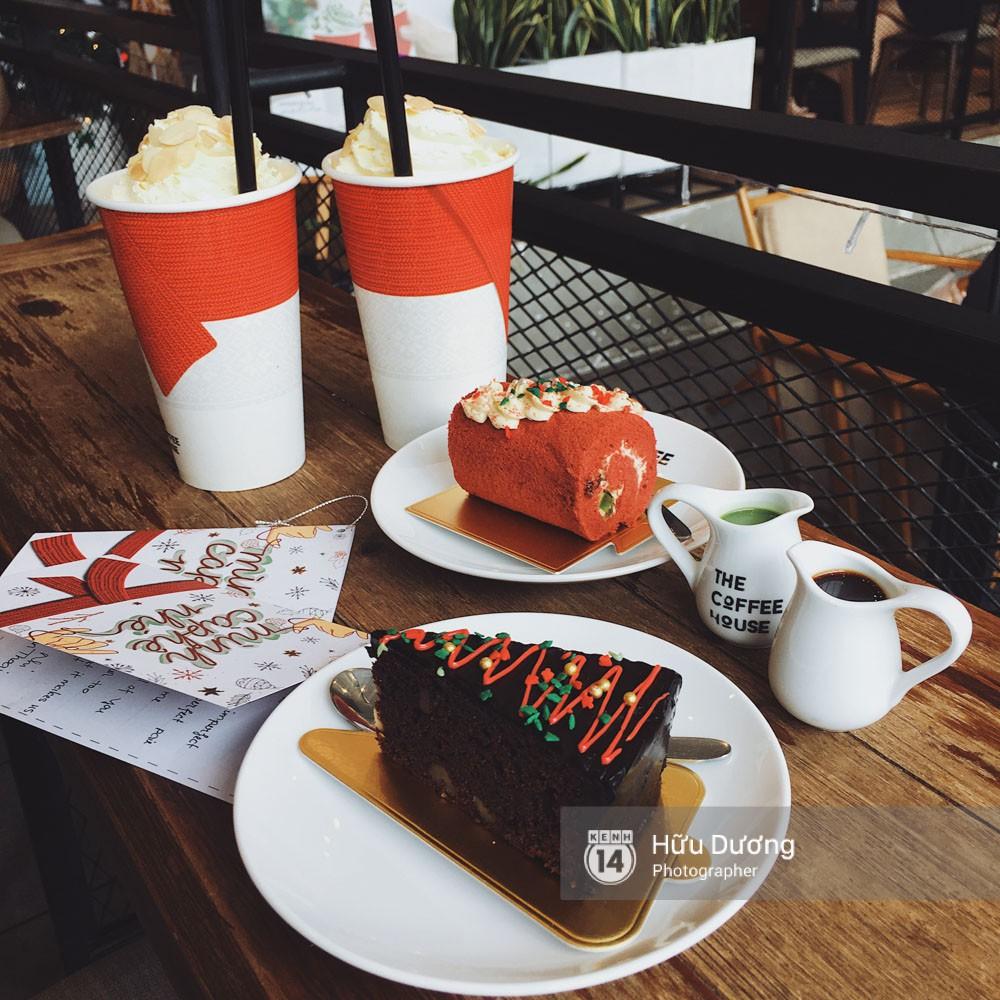 3 quán cà phê có đồ uống Giáng sinh hot nhất mùa lễ năm nay - Ảnh 8.