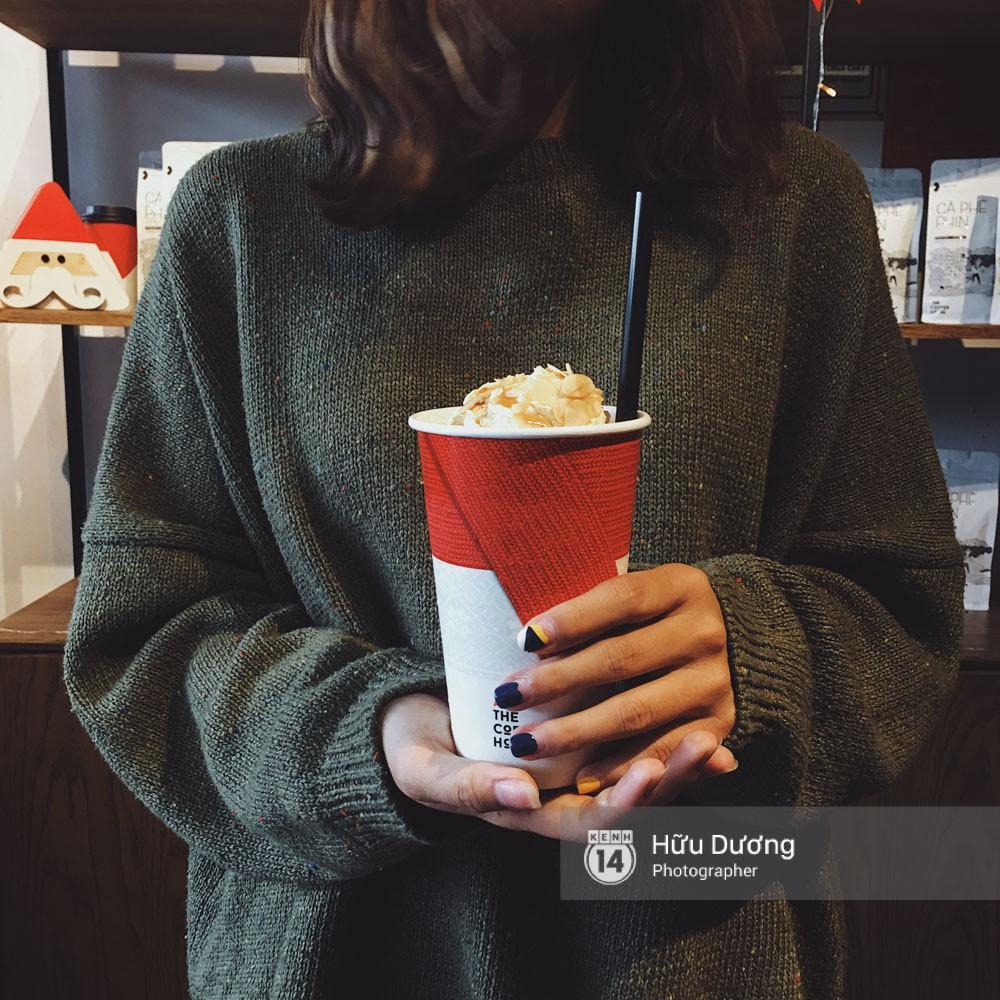 3 quán cà phê có đồ uống Giáng sinh hot nhất mùa lễ năm nay - Ảnh 12.