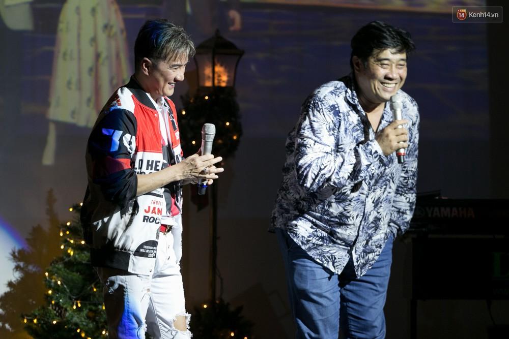 """Đàm Vĩnh Hưng: """"Ở Việt Nam chỉ có 5 ca sĩ là bán được đĩa và vé liveshow, trong đó có tôi - Ảnh 3."""