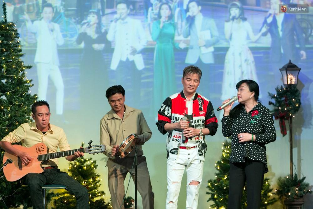 """Đàm Vĩnh Hưng: """"Ở Việt Nam chỉ có 5 ca sĩ là bán được đĩa và vé liveshow, trong đó có tôi - Ảnh 8."""