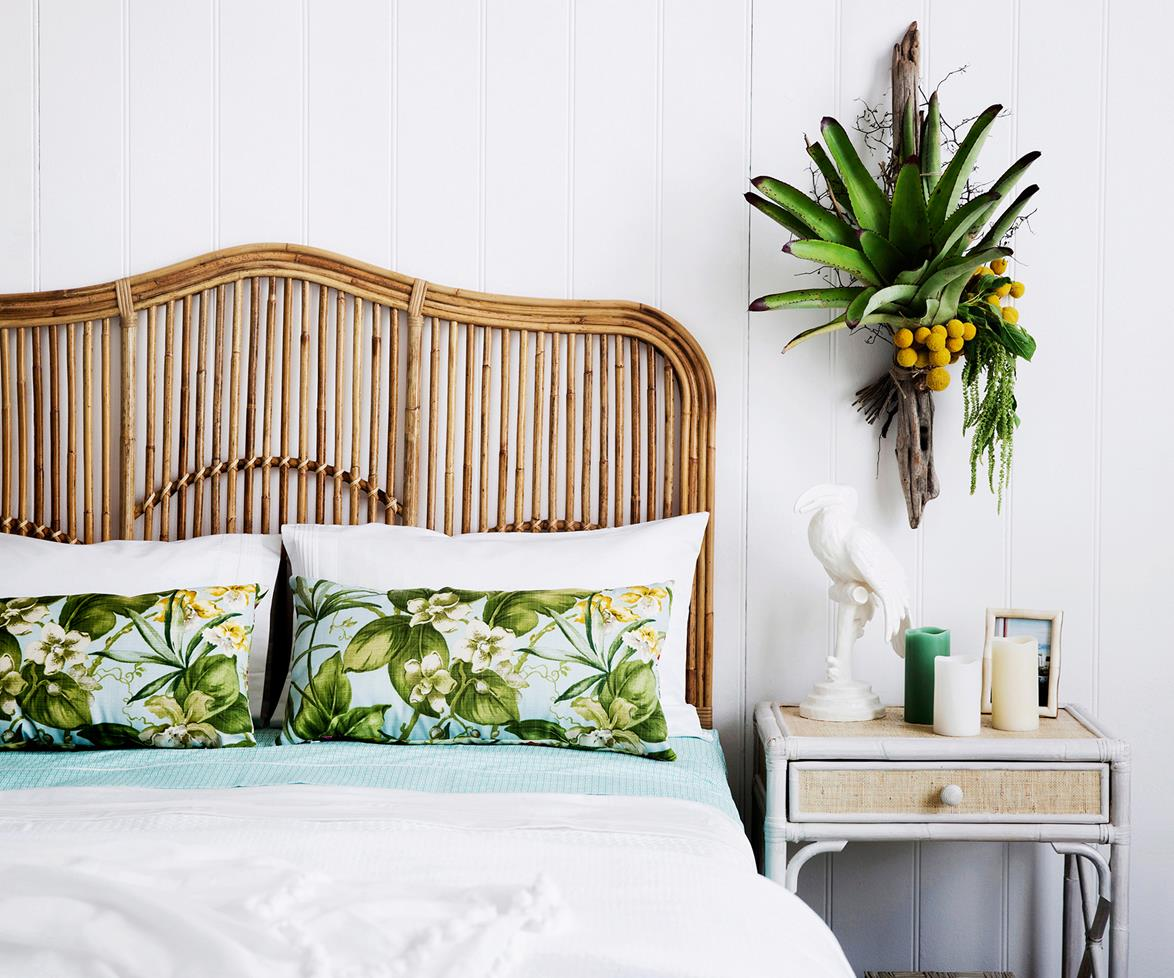 10 gợi ý trang trí phòng ngủ theo phong cách du mục phóng khoáng - Ảnh 13.