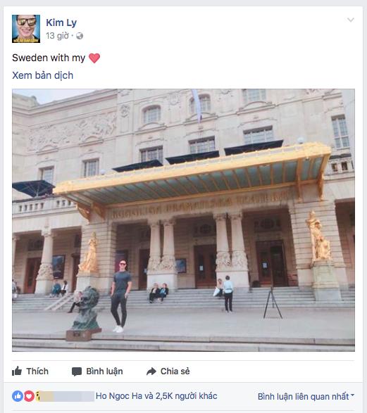 Fan tiếp tục tìm ra bằng chứng khẳng định Hà Hồ và Kim Lý đang hẹn hò? - Ảnh 1.