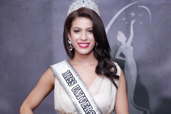 Nhan sắc kẻ 9 người 10 của các mỹ nhân thế giới sẽ tranh tài tại Hoa hậu Hoàn vũ 2017 - Ảnh 25.