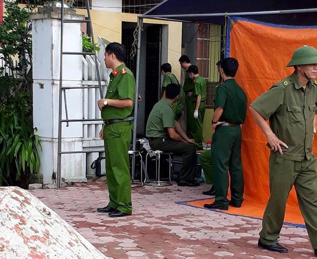 Truy bắt nghi phạm giết hại nữ chủ nhiệm hợp tác xã ở Bắc Ninh để cướp tài sản - Ảnh 1.