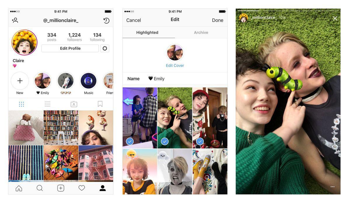 Instagram lại copy gần giống Snapchat, cho phép tự lưu Stories về để đăng lại - Ảnh 3.