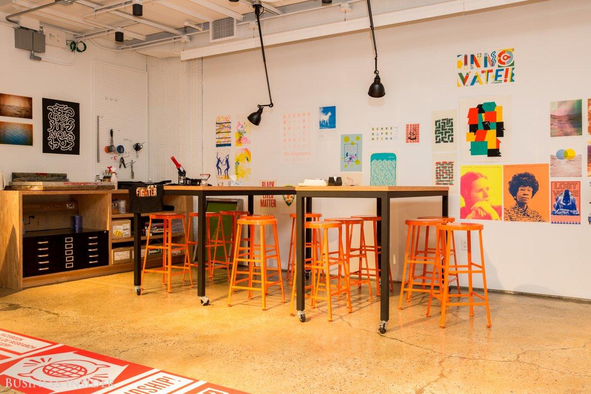 Bên trong văn phòng làm việc đẹp nín thở của Facebook tại New York - Ảnh 12.
