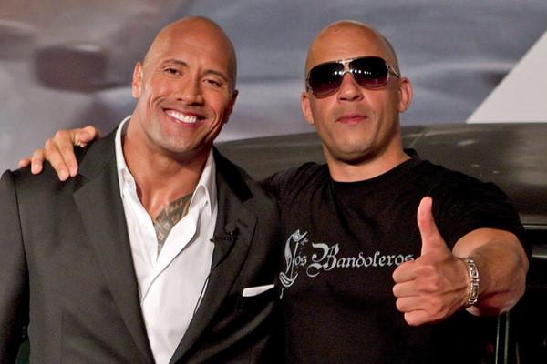 Fast & Furious 9 bị trì hoãn đến 2020 do bất hòa giữa The Rock và Vin Diesel? - Ảnh 3.