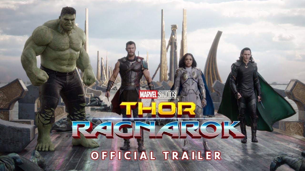 Bom tấn Thor: Ragnarok lọt vào top 10 phim có doanh thu cao nhất 2017 - Ảnh 4.