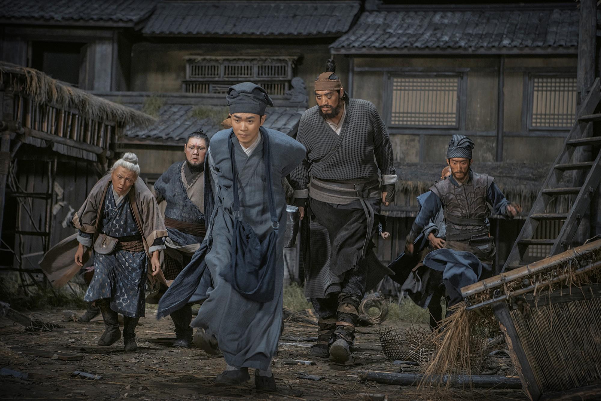 Ngũ Hiệp Trừ Yêu: Đã hiểu vì sao phim bị chê làm mất mặt Trung Quốc - Ảnh 3.