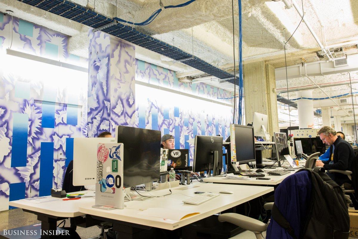 Bên trong văn phòng làm việc đẹp nín thở của Facebook tại New York - Ảnh 29.