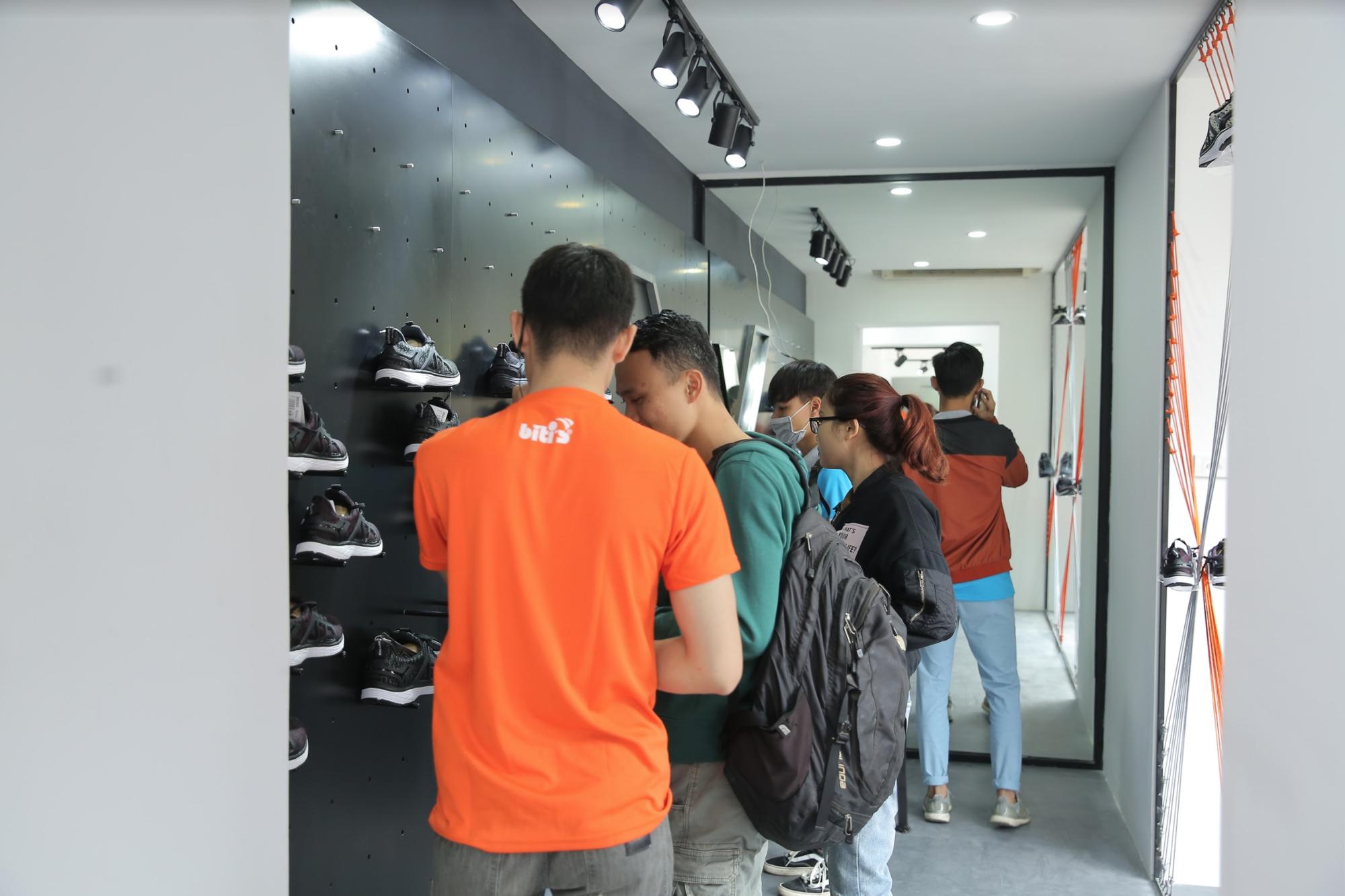 Tín đồ sneaker thủ đô háo hức với sự ra mắt independent store đầu tiên của Biti's Hunter - Ảnh 5.