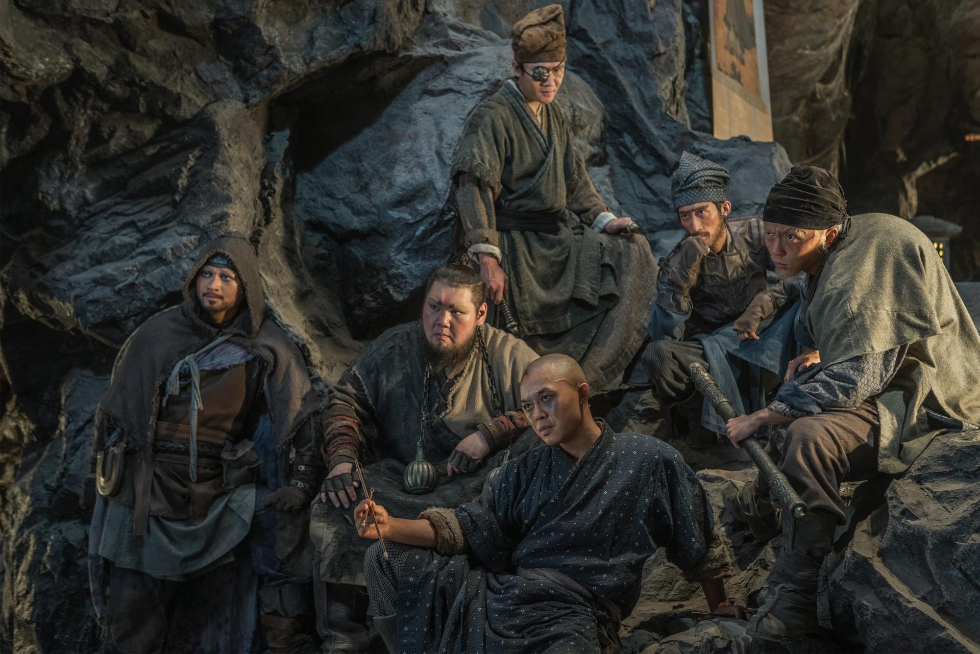 Ngũ Hiệp Trừ Yêu: Đã hiểu vì sao phim bị chê làm mất mặt Trung Quốc - Ảnh 5.