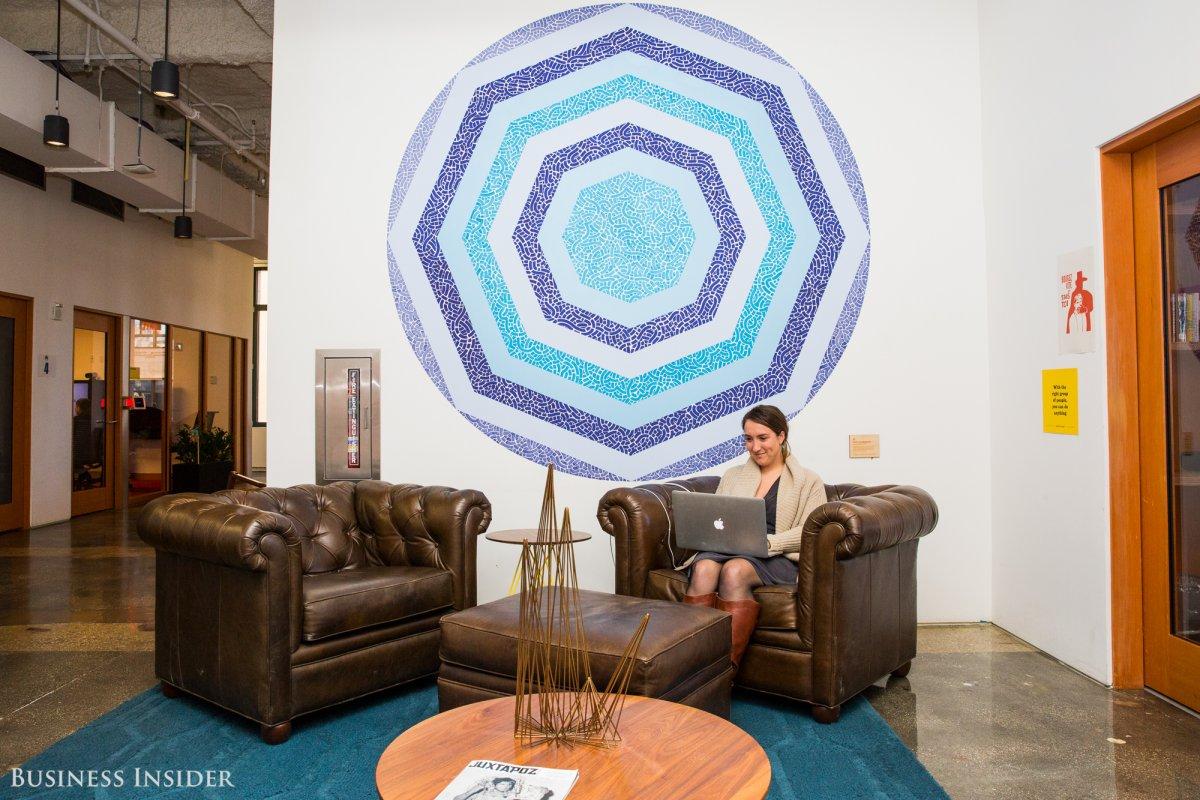 Bên trong văn phòng làm việc đẹp nín thở của Facebook tại New York - Ảnh 9.