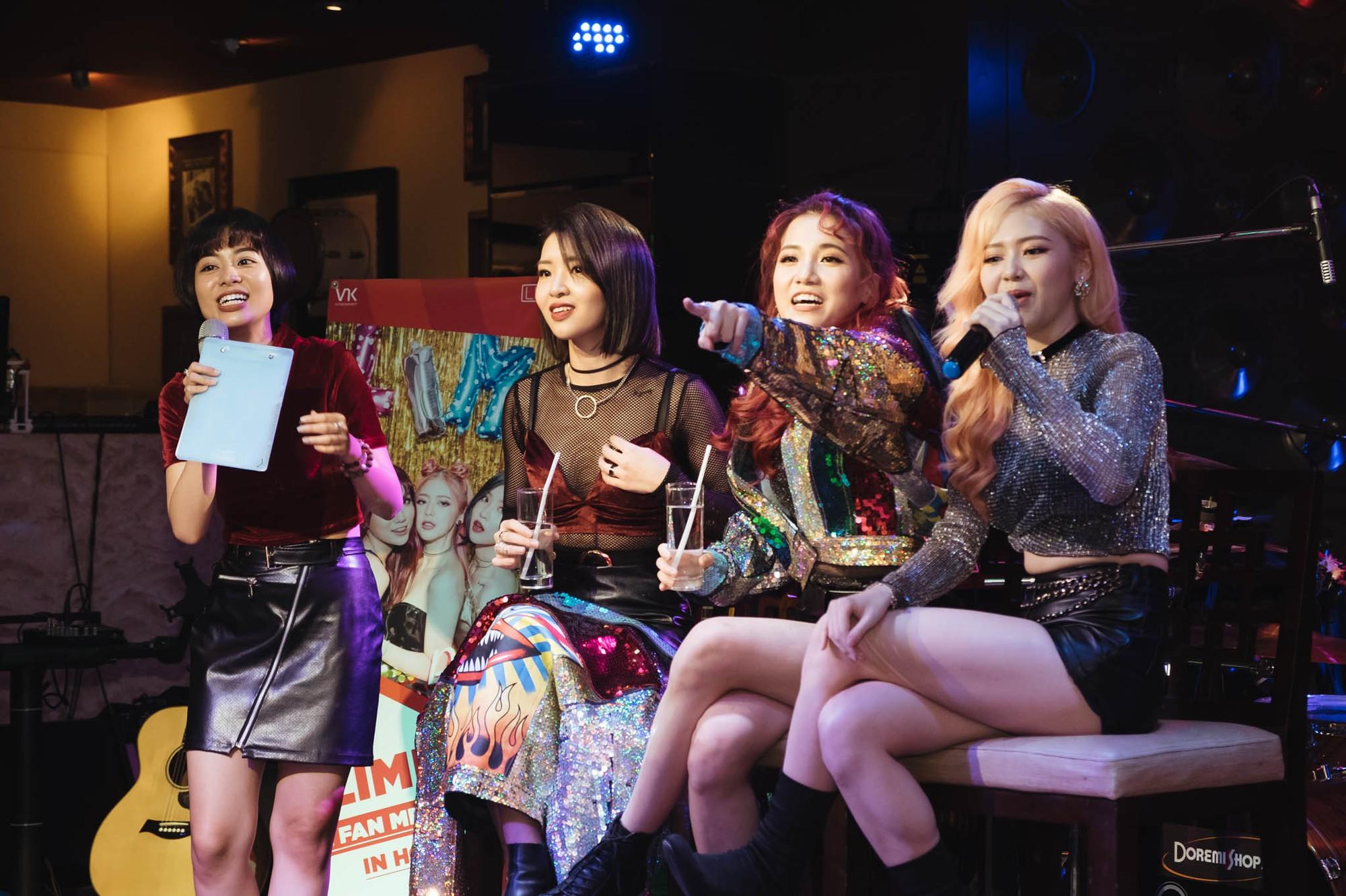 Từ bỏ hình ảnh dễ thương, LIME hóa thân thành những cô nàng tiệc tùng sexy trong MV mới - Ảnh 5.