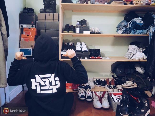 Cô nàng đầu giày của cộng đồng sneakers Việt: Mình và sneakers như tiếng sét ái tình, nhìn là biết đây là nền văn hóa dành cho mình rồi - Ảnh 5.