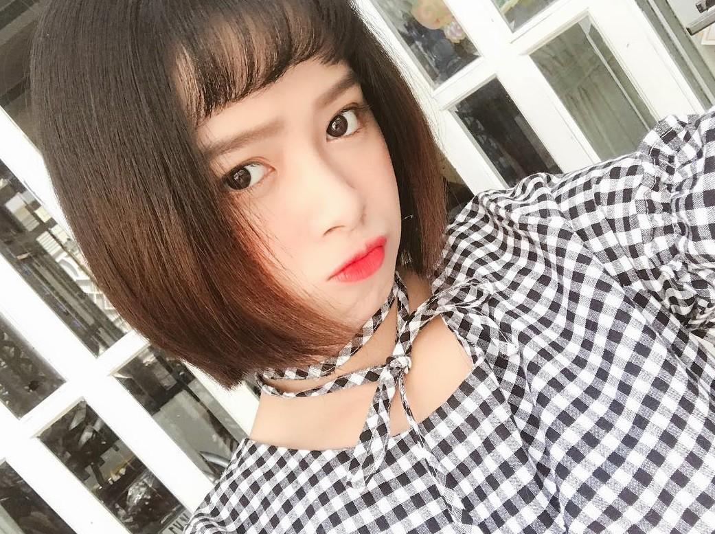 Cắt tóc ngắn để che mặt tròn, cô bạn Sài Gòn không ngờ trông giống hệt Đóa Nhi! - Ảnh 8.
