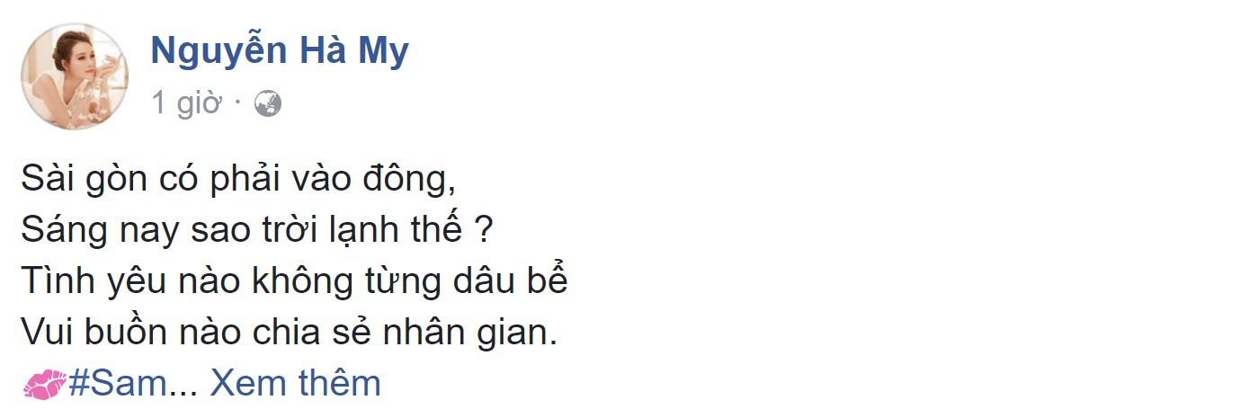 Sáng ngày ra, Facebook rồi Instagram tràn ngập status khoe Sài Gòn trở lạnh! - Ảnh 4.