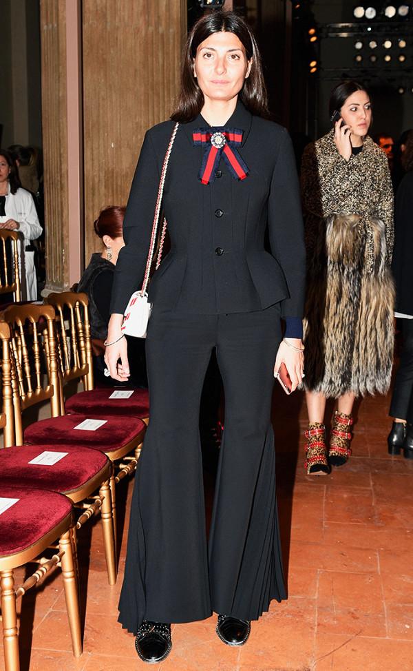 Hồ Ngọc Hà lọt Top mặc đẹp nhất Milan, sánh ngang với Gigi Hadid & Kendall Jenner - Ảnh 7.