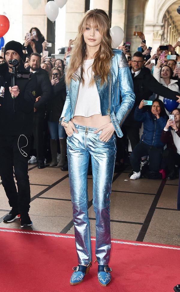 Hồ Ngọc Hà lọt Top mặc đẹp nhất Milan, sánh ngang với Gigi Hadid & Kendall Jenner - Ảnh 3.