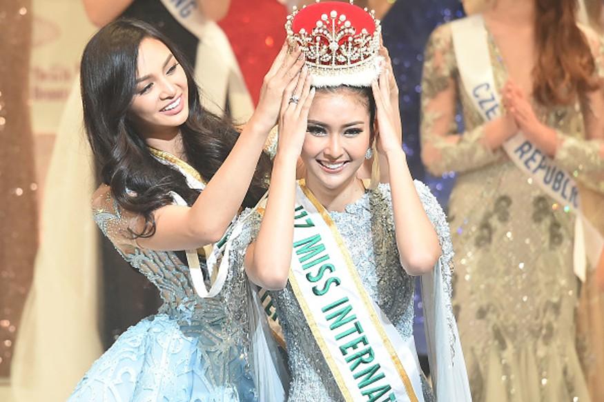 Hoa hậu của 6 cuộc thi lớn nhất thế giới năm 2017: Người đẹp tuyệt trần, kẻ thì bị chê là thảm họa - Ảnh 6.